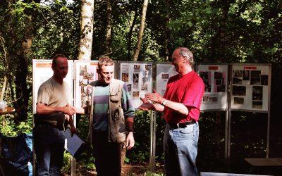 2002 Bernhard Steffens wird 1. Vorsitzender